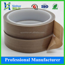 High density high temperature self-adhesive teflon tape for feat sealing