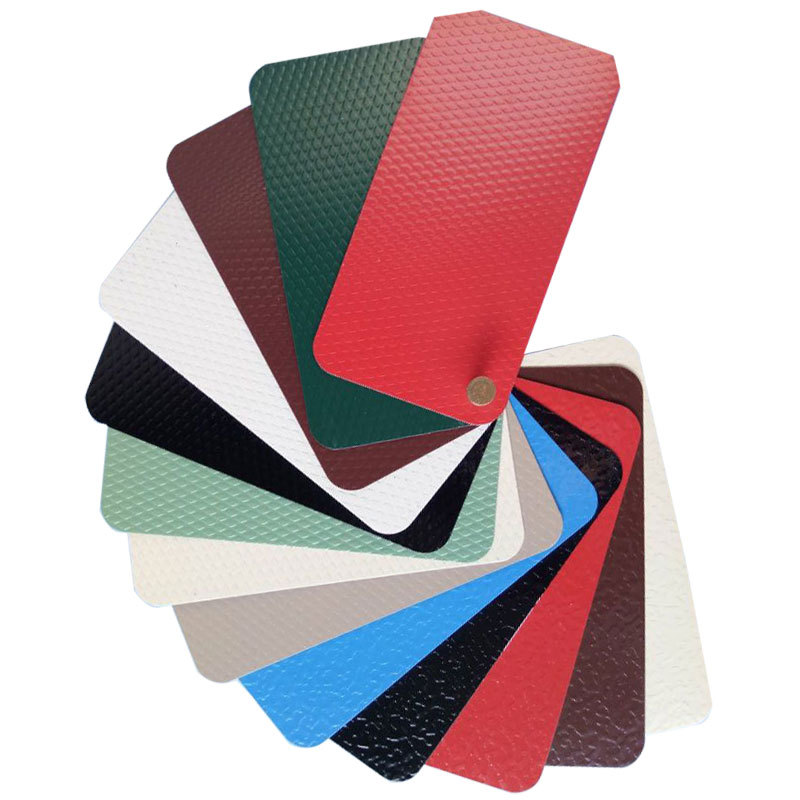 Color coated aluminum sheets 1mm thick