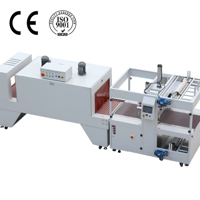 Automatic Box Sealing And Thermal Shrinking Machine