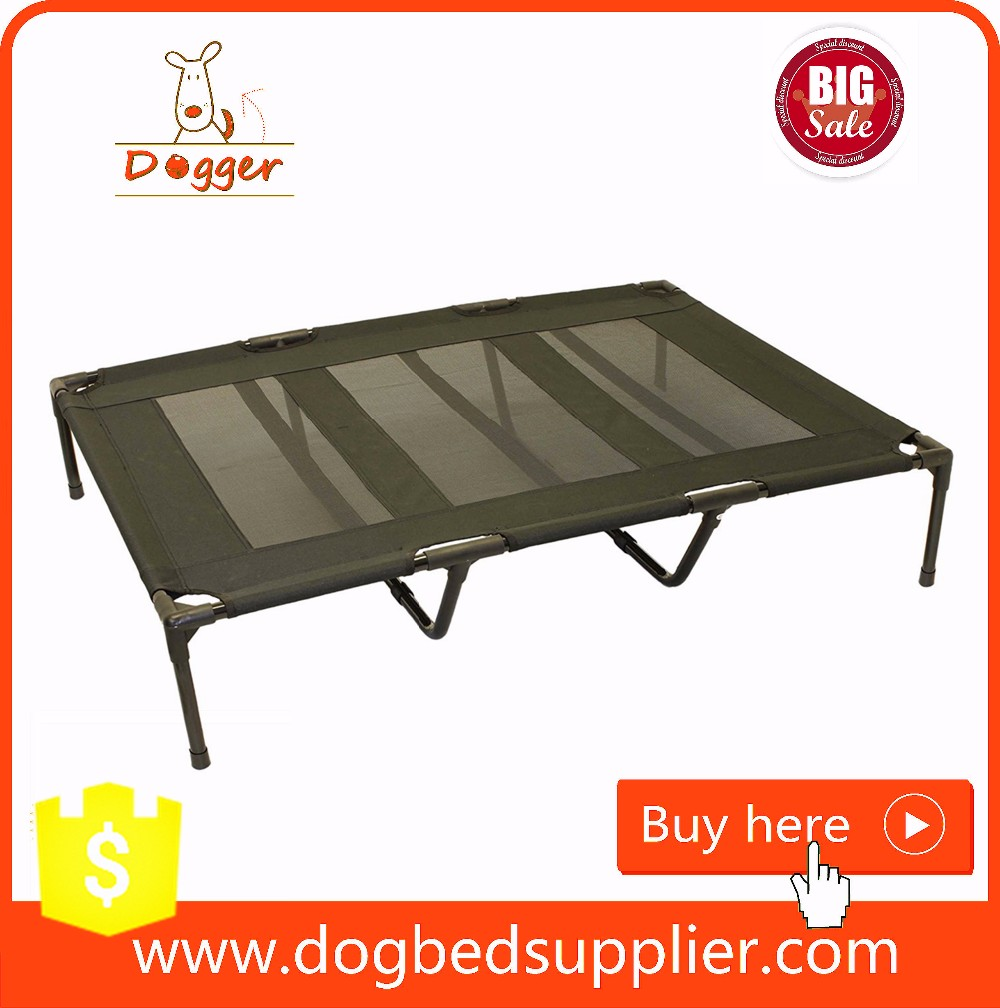 2016 custom pet bed wrought iron design dog bed luxury metal frame dog day bed