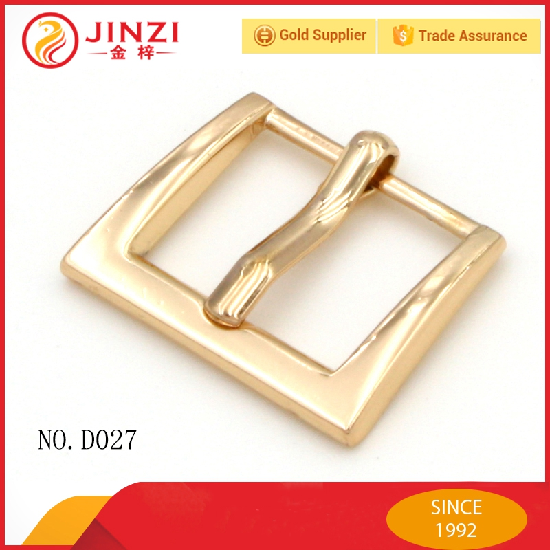 Classic nickel-free belt buckle for women