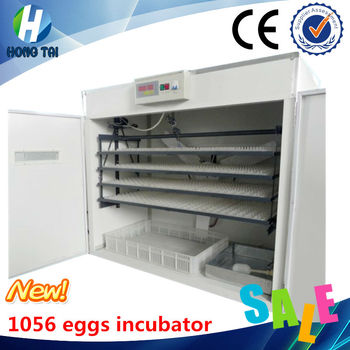 hatching equipment CE approved newly design 1056 eggs hatching equipment hot sale