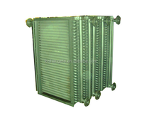 SS 316 stainless steel steam to steam heater and dryer heat exchanger radiator for drying coffee