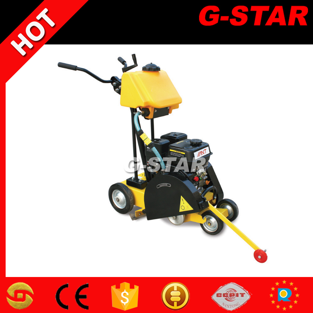 QG90 construction road cutter robin engine automatic concrete cutters
