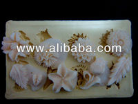 Sugarcraft silicone mold Fondant mould Flower#0006