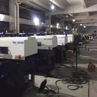 Full stock second hand plastic NISSEI JSW used injection molding machine in Japan
