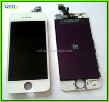 High quality & low price For iPhone 5 lcd with digitizer,for iPhone 5 lcd complete