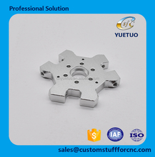 China supplier provides good price high quality products CNC machining customized metal for 3D printer parts