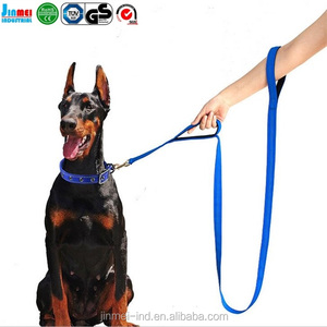 2017 hot new products China factory Best Selling Pets Products Running and Training Nylon Dog Leash