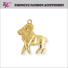 new custom animal charms for bracelet metal aries charm