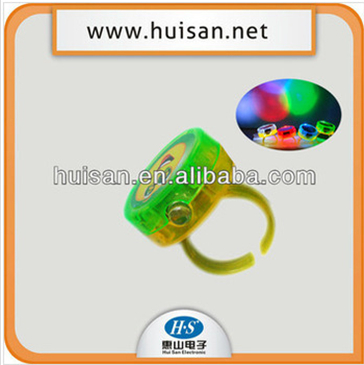 kids toys led finger ring,