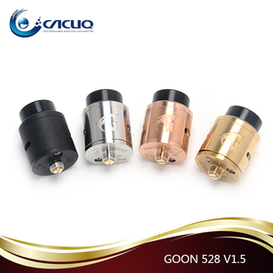 2017 Original Newest RDA goon 528 v1.5 rda/528 goon v1.5 rda in stock