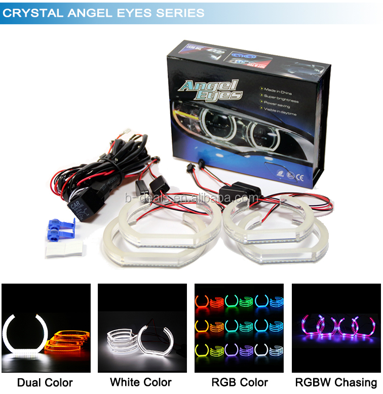 rgb remote control angel eyes wifi remote rgb led angel eyes colors change