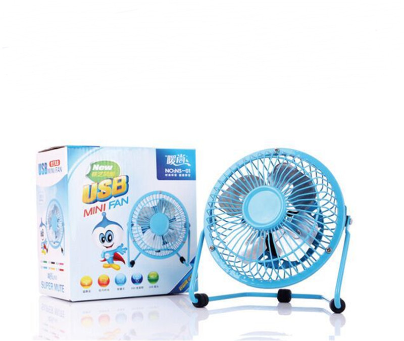 6 inch USB Mini Fan DC 5V 2.5W for promotion use usb mini fan from evergreentech