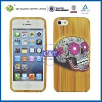 Cheap Mobile Phone Protective soft western for iphone 5s tpu cell phone case