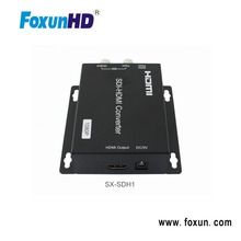 Foxun SX-SDH1B 120m sdi to ip encoder HDMI converter support 1080p