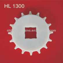 plastic belt sprockets 1300 chain sprocket for chain conveyor