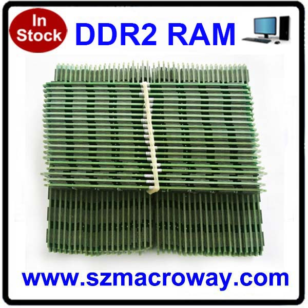 Newest full compatible Pc6400 Ddr2 2gb 800 Mhz Memory Ram