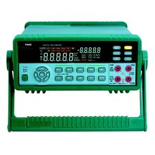 Software Calibrates Automatically Bench Top Digital Multimeter YH45 With RS232C Interface