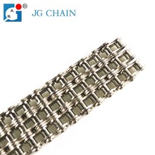 06CSS-3 china made standard stainless steel material food grade conveyor triple roller chain