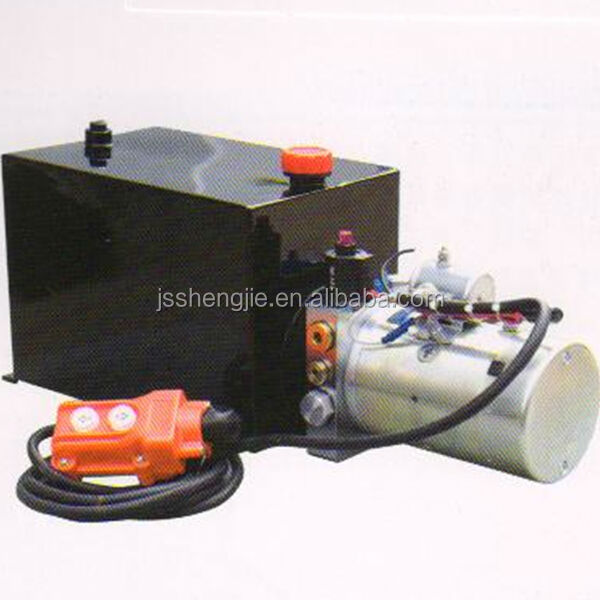 gas powered hydraulics power units