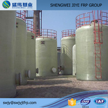 Fiberglass Chemical Storage Storage Tank Oil Vessel For Sale