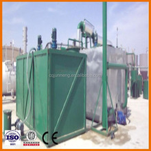 ZSA waste car/motor/truck/ship/Oil recycling equipment
