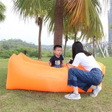 2017 New Style Portable Air Sleeping Couch Inflatable Lounge Sofa for Traval Lounger Air Bed