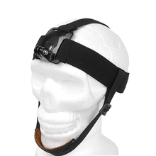 Light Weight Gopros Head Belt Strap Mount for Go pro Headstrap Band