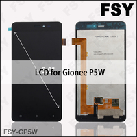 China suppliers mobile phone LCD for gionee p5w lcd touch screen,lcd display assembly