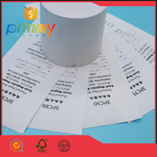 Pre Printed EFT -POS Thermal Paper ROLL
