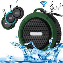 2019 Passion Waterproof Mini <strong>Portable</strong> <strong>Speaker</strong> with Suction Cup bluetooth music <strong>speakers</strong>