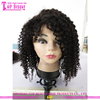 2016 Hot selling high quality new style cheap short braided human hair wigs