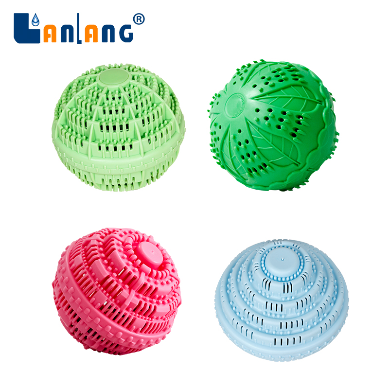China exporter cleaning machine miracle wash laundry balls