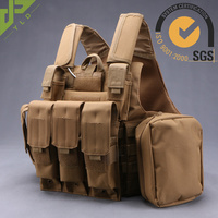 Combat Army Breathable Tactical Vest Military