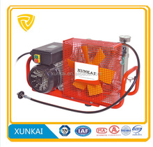 Portable Gas Master Breathing Air Compressor High Pressure Breathing Air/Gas Compressor