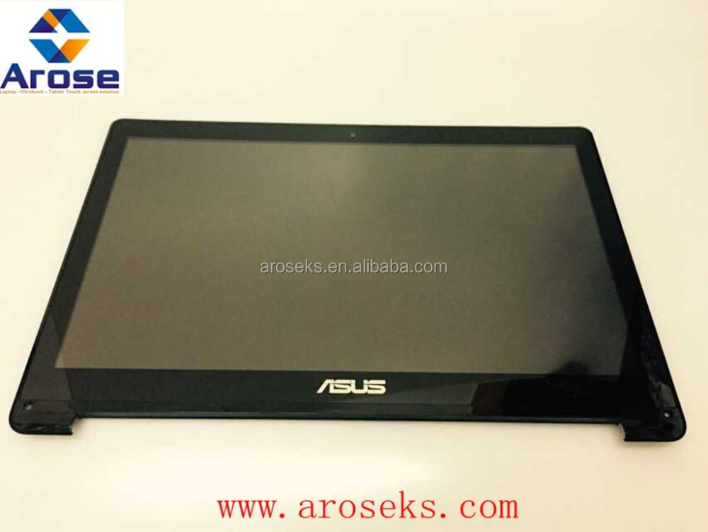 LP156WF4(SP)(H3) LCD With Touch screen Digitizer & Bezel for ASUS Transformer Book Flip TP500LA
