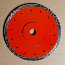 Super thin grid wave cutting disc for Ceramic tile and marble