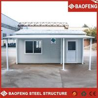 exquisite movable prefabricated portable prebuilt two-storey prefab container building used as dormitory