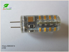 Factory sale cheap price SMD3014 3W 220V G4 LED 2700K with many types