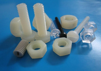 Nylon/PA Plastic Screws, Bolts & Nuts