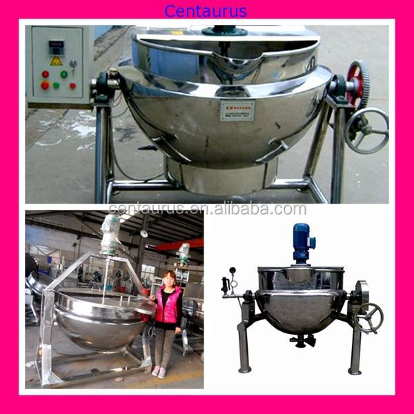 Best quality electric tilting jacketed cooking pot with lowest price