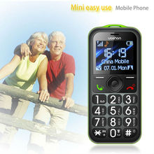 Unlocked slim mobile phone for old people cell phone for kids with torch