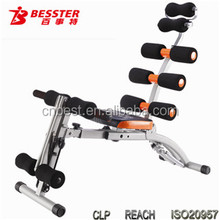 JS -060S new 2013 Pack care abdominal muscle trianer hydraulic fitness equipment for elderly for sale