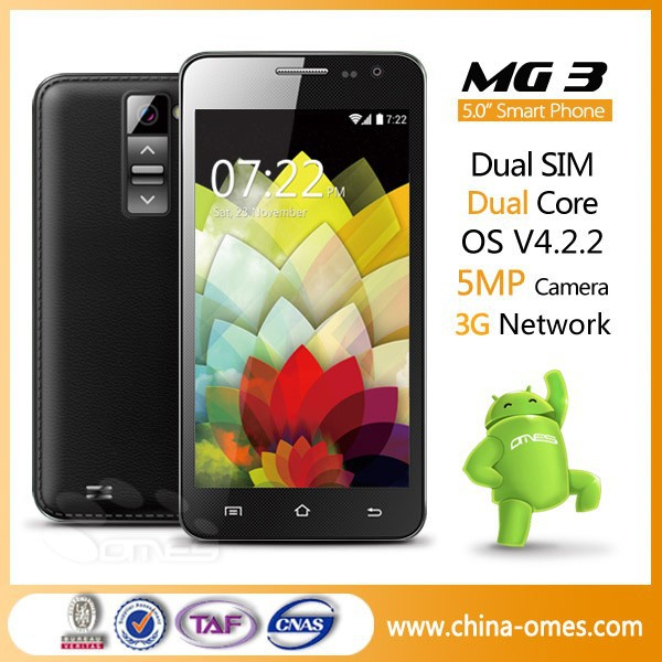 Low Price Unlock Chinese Android 3G WCDMA GSM Dual SIM best no brand smart phone
