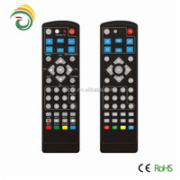 Free customized logo universal android tv box remote control