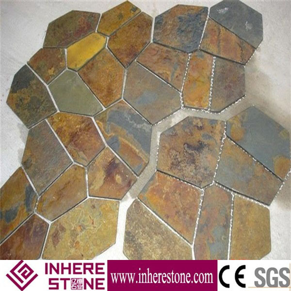 slate hexagon paver for sale