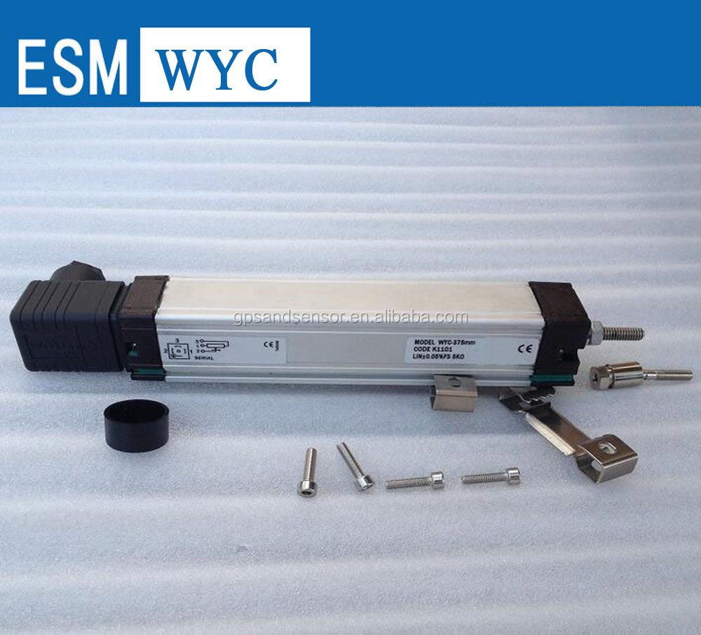 Magnetic stripe linear encoder
