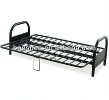 hot selling foldable metal bed,cheap single bed,wholesale metal sofa bed frame BSD-451109