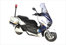 Benling electric scooter high quality long range electric motorcycle for police